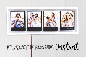 Float frame Instant