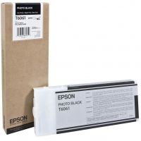 Epson ink cartridge black 220ml T6061 - 4800/4880-5678