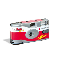 Agfa Cámara LeBox  Flash-9793382