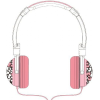Auricular Hello Kitty DJ ROSA<b> - REGALO 2 AURICULARES MICRO Hello Kitty</b>-9802366