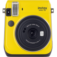Cámara Fujifilm Instax Mini 70 CANARY YELLOW-9807057