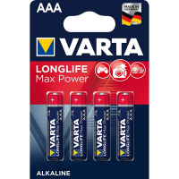 Blister 4 Pilas LONGLIFE MAX POWER AA LR06-9807178