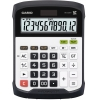 Casio WD-320MT - Calculadora financiera - Negro y Blanco-9808488