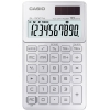 CASIO SL-1000TW-WE-S-EH - Calculadora básica - Blanco-9808503