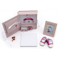 Pack Baby born Rosa-9809178
