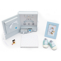Pack Baby born Azul-9809179