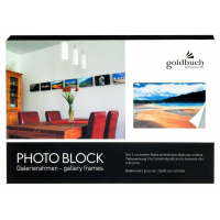 Marco PHOTO BLOCK negro 15x20cm-9809451