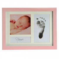Marco FIRST STEPS, color rosa  900017 <br><b>20% DESCUENTO</b>-9809454