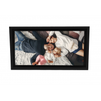 FLOAT FRAME 15x30cm, madera negro-9809601