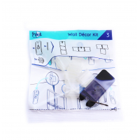 Pikit Wall Decor Kit x3-9809614