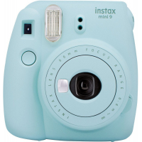 Cámara Instax Mini 9 Ice Blue-9810210