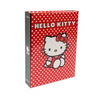 Álbum Hofmann 200 fotos 13x18 Hello Kitty rojo slip-in 1813-9810408