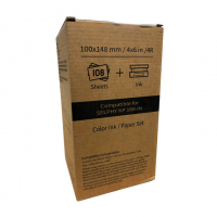 Papel compatible Canon KP108-9810682