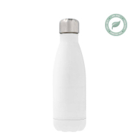 Botella blanca para sublimación 350ml-9810766